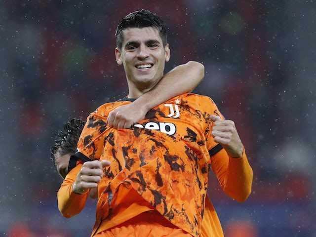 Juventus in no rush to trigger option in Alvaro Morata loan deal?